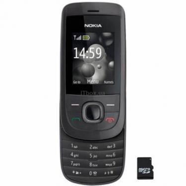 Мобильный телефон 2220 slide Graphite Nokia (002Q2D7) - фото 1