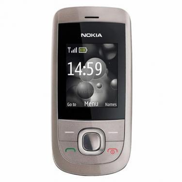 Мобильный телефон 2220 slide Warm Silver Nokia (002Q4T0) - фото 1