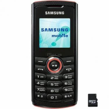 Мобильный телефон GT-E2121 Candy Red Samsung (GT-E2121ARB) - фото 1