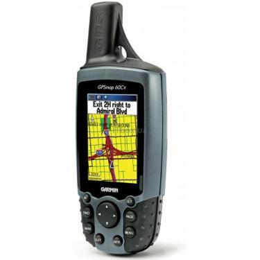 Автомобильный навигатор Garmin GPSMAP 60Сx (010-00421-01) - фото 1