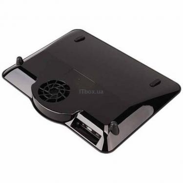 Підставка до ноутбука Zalman ZM-NC1500 mini Black - фото 2