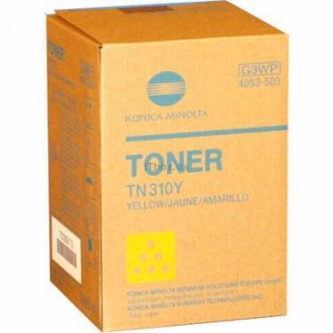 Тонер Konica Minolta TN-310Y Yellow /Bizhub C350/450 (4053503) - фото 1
