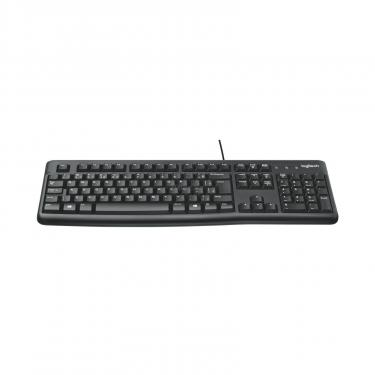 Клавиатура Logitech K120 Ru (920-002522) - фото 2