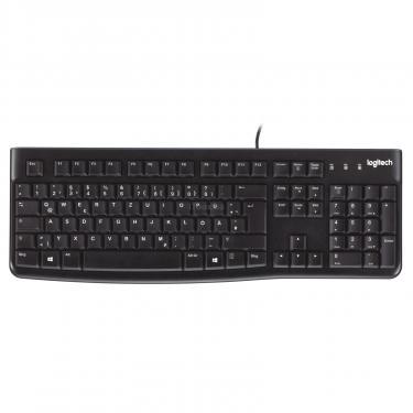 Клавиатура Logitech K120 Ru (920-002522) - фото 1