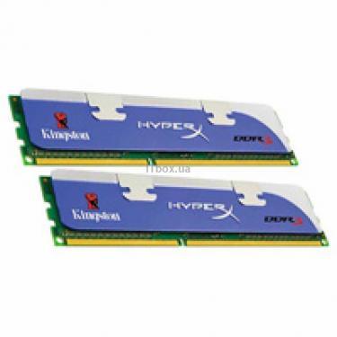 Модуль пам'яті для комп'ютера DDR3 4GB (2x2GB) 1600 MHz Kingston (KHX1600C8D3K2/4GX) - фото 1
