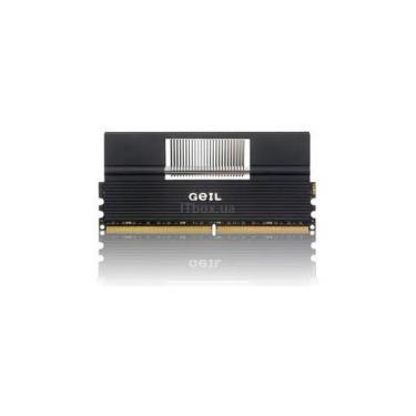 Модуль пам'яті для комп'ютера DDR3 4GB (2x2GB) 1800 MHz GEIL (GE34GB1800C8DC) - фото 1