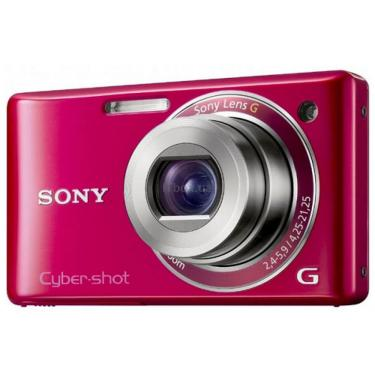 Цифровий фотоапарат Cybershot DSC-W380 red SONY (DSC-W380R) - фото 1