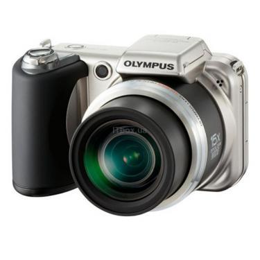 Цифровой фотоаппарат SP-600UZ titanium silver OLYMPUS (N3837492) - фото 1