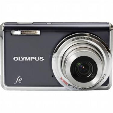 Цифровой фотоаппарат FE-5035 dark grey OLYMPUS (N3842792) - фото 1