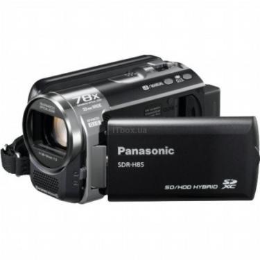 Цифровая видеокамера SDR-H85 black PANASONIC (SDR-H85EE-K) - фото 1