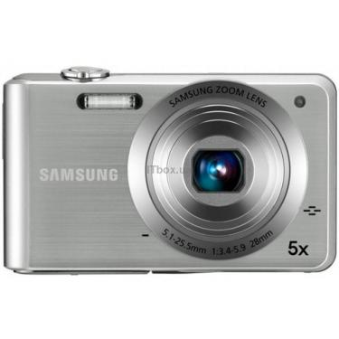 Цифровой фотоаппарат PL80 silver Samsung (EC-PL80ZZBPSRU) - фото 1