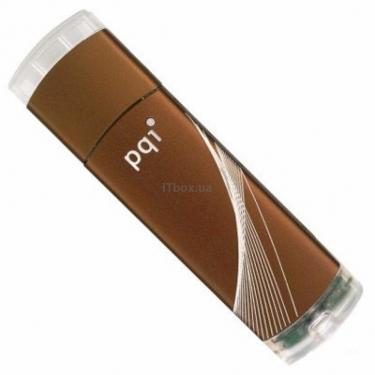USB флеш накопичувач Cool Drive U339XT chocolate gold PQI (BB18-803BR0151) - фото 1