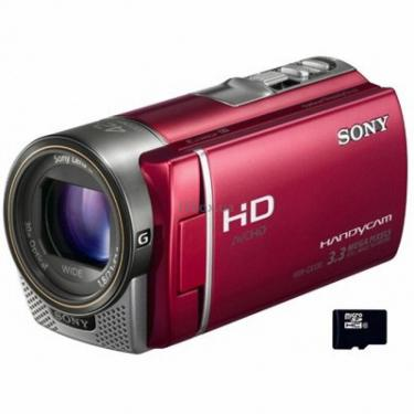 Цифровая видеокамера HDR-CX130 red Sony (HDRCX130ER.CEL) - фото 1