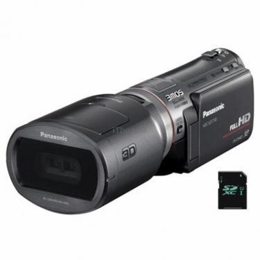 Цифрова відеокамера HDC-SD750EE Panasonic (HDC-SDT750EE) - фото 1