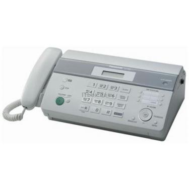 Факсимильный аппарат PANASONIC KX-FT982UA-W - фото 1