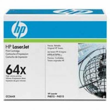 Картридж HP LJ  64X P4015/ P4515 series (max) (CC364X) - фото 1