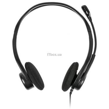 Навушники Logitech PC 960 Stereo Headset USB (981-000100) - фото 2