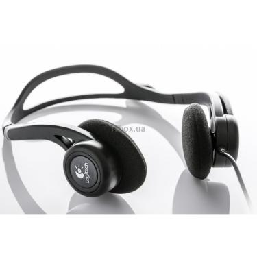 Навушники Logitech PC 960 Stereo Headset USB (981-000100) - фото 3