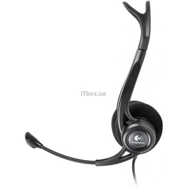 Навушники Logitech PC 960 Stereo Headset USB (981-000100) - фото 4