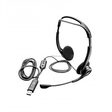 Навушники Logitech PC 960 Stereo Headset USB (981-000100) - фото 1