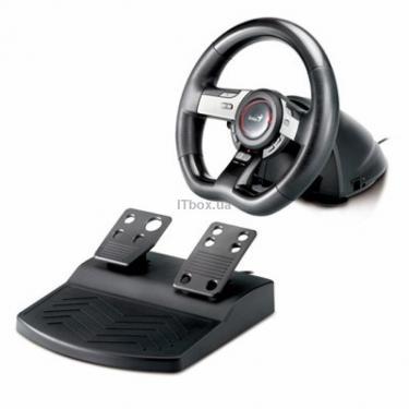 Руль Genius Speed Wheel 5 Pro Vibration PC/ PS3 (31620019100) - фото 1