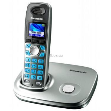 Телефон DECT PANASONIC KX-TG8011UAS - фото 1