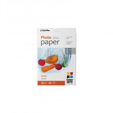 Бумага ColorWay A4 (ПМ190-20) (PM190020A4) - фото 1