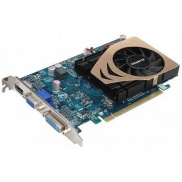 Видеокарта Radeon HD 4650 1024Mb GIGABYTE (GV-R465OC-1GI) - фото 1