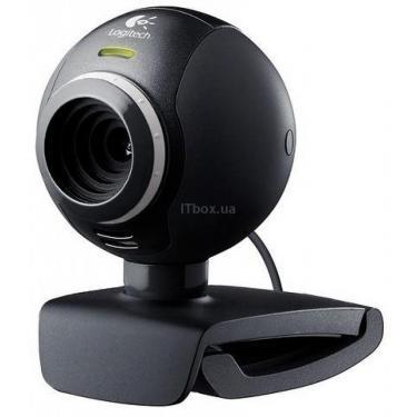 Веб-камера Logitech Webcam C300 (960-000390) - фото 1