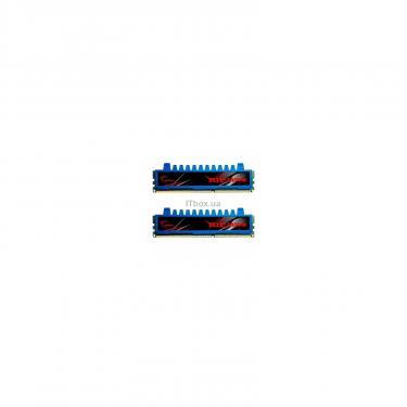 Модуль пам'яті для комп'ютера DDR3 8GB (2x4GB) 1600 MHz G.Skill (F3-12800CL8D-8GBRM) - фото 1