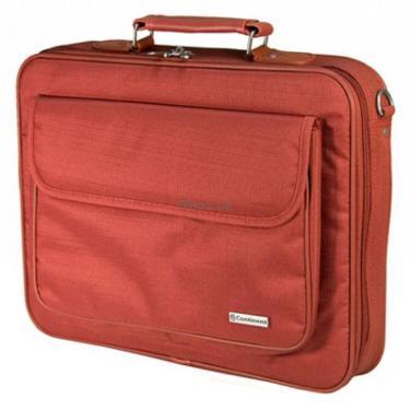 Сумка для ноутбука Continent 15.6 CC-03 Red (CC-03 Red) - фото 1