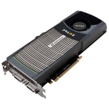 Видеокарта GeForce GTX480 1536Mb ZOTAC (ZT-40101-10P) - фото 1