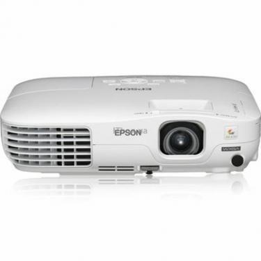 Проектор EPSON EB-W10 LCD (V11H367040) - фото 1