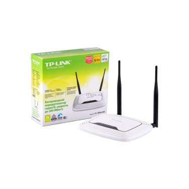 Маршрутизатор TP-Link TL-WR841ND - фото 1