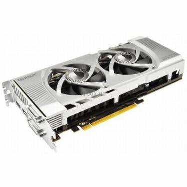 Видеокарта GeForce GTX570 1280Mb SONIC PLATINU PALIT (NE5X570H10DA-1100F) - фото 1