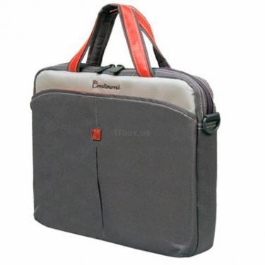 "Сумка для ноутбука 10"" Computer Bag Continent (CC-010 Graphite) - фото 1"