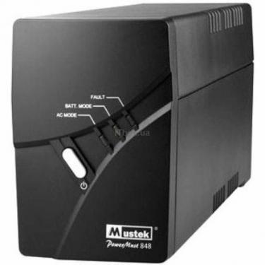 Источник бесперебойного питания PowerAgent 848 USB Mustek (8506509000) - фото 1