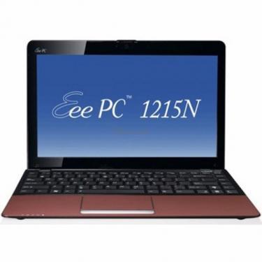 Ноутбук ASUS Eee PC 1215N Red (1215N-D525-N2CVAR) - фото 1