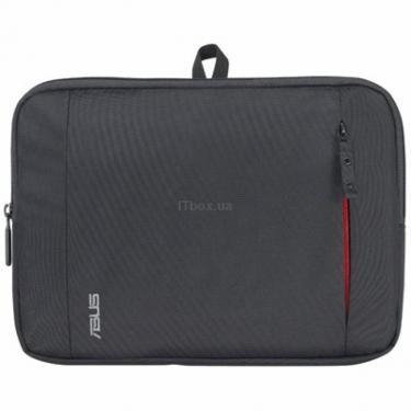 "Чехол для ноутбука ASUS 10"" Matte slim sleeve (90-XB2700SL000A0-) - фото 1"