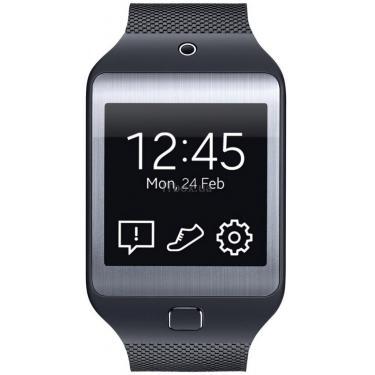 Смарт-часы Samsung SM-R3810 (Galaxy Gear 2 Neo) Black (SM-R3810ZKA) - фото 1