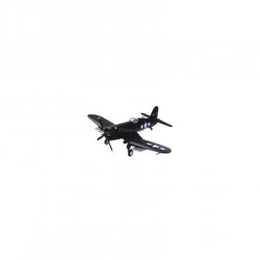 Пазл 4D Master Самолет F4U Black Corsair Фото 1