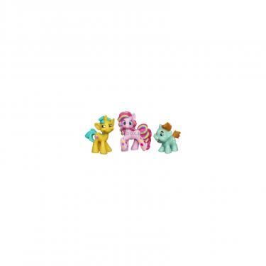 Игровой набор Hasbro Мини коллекция пони Pinkie Pie, Snipsy Snap и Snai Фото 1