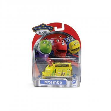 Интерактивная игрушка Tomy Chuggington Мтамбо Фото