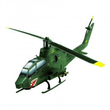 Сборная модель Умная бумага Вертолет Cobra (зеленый) серии Военная техника Фото