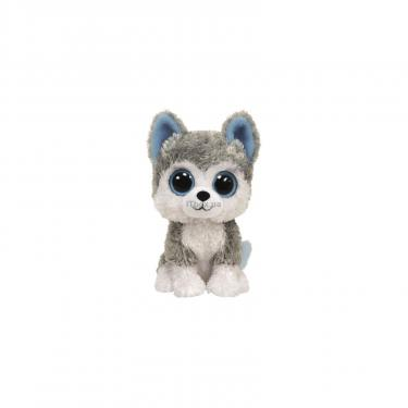 Мягкая игрушка Ty Хаски Slush 15 см Фото