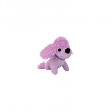 Мягкая игрушка Chi Chi Love Пудель сиреневый Мини-модница 10 см Фото