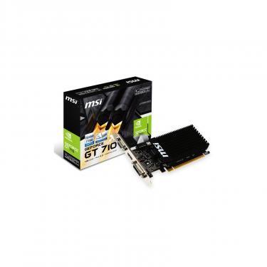 Видеокарта MSI GeForce GT710 1024Mb Фото
