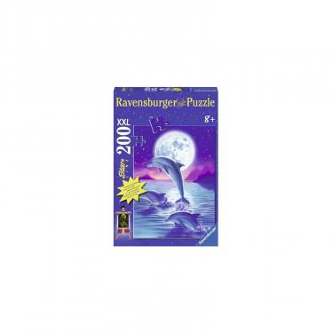 Пазл Ravensburger Дельфин в лунном свете 200 элементов Фото