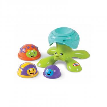 Интерактивная игрушка Little Tikes Пирамидка Черепашка-Шалунишка Фото 2