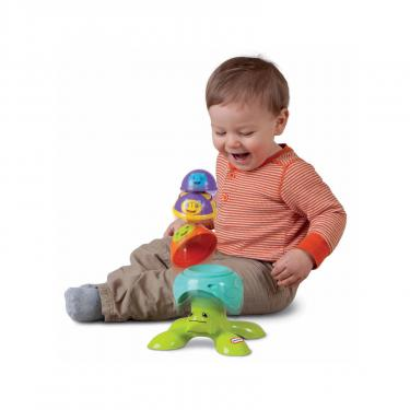 Интерактивная игрушка Little Tikes Пирамидка Черепашка-Шалунишка Фото 4